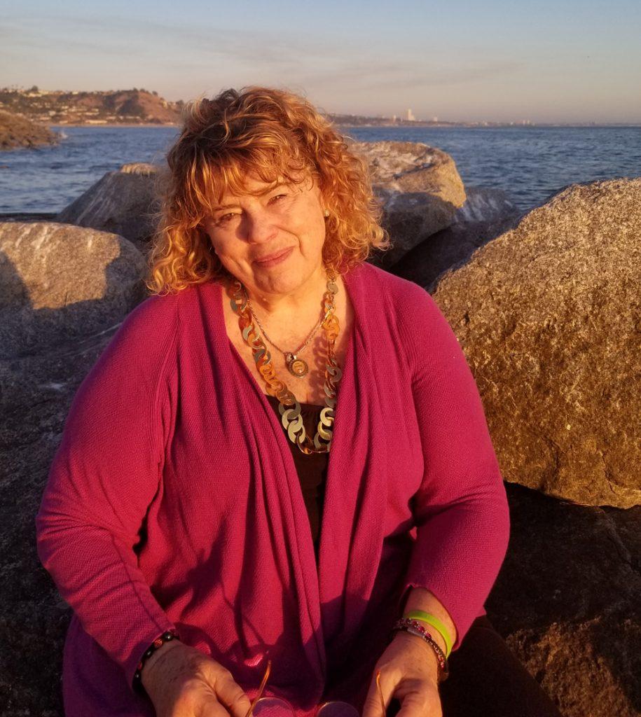 Ruth-at-the-beach-at-sunset