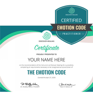 Emotion-Code-certificate